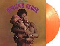 Lee Perry - Africa's Blood [Import Limited 180-Gram Orange Colored Vinyl]