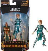 Etr Legends 3 - Hasbro Collectibles - Marvel Legends Eternals 3