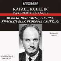 Dvorak / Hindemith / Janacek - Rafael Kubelik Rare Performance