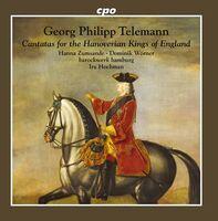 Telemann / Barockwerk Hamburg / Hochman - Cantatas For The Hanoverian