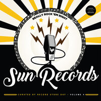 Various Artists - Really Rock 'Em Right: Sun Records Curated By Record Store Day Volume 4 [RSD 2017]