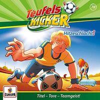Teufelskicker - 078/Hitzeschlacht!