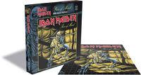- Iron Maiden Piece Of Mind (500 Piece Jigsaw Puzzle)