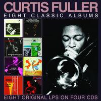 Curtis Fuller - Eight Classic Albums