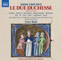 Markus Schafer - Due Duchesse (2pk)