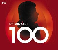 100 Best Mozart - 100 Best Mozart (Box)