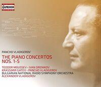 Vladigerov - Piano Concertos 1-5