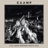 Caamp - Live From Newport Music Hall EP [Indie Exclusive Limited Edition Coke Bottle Clear Vinyl]