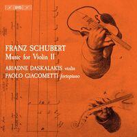 Ariadne Daskalakis - Music For Violin 2 (Hybr)