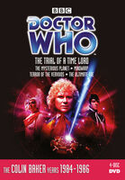 Doctor Who: Trial of a Time Lord - Doctor Who: The Trial of a Time Lord (Season 23 Episodes 1 - 14)