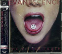 Evanescence - The Bitter Truth (Limited Edition) (SHM-CD + Region 2 DVD) [Import]