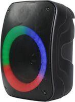 Supersonic Iq1904Bt Bt 4in Tws Speaker 10W Black - Supersonic IQ-1904BT Bluetooth Wireless 4 Inch True WirelessRechargable Speaker 10 Watts with FM, Micro SD USB (Black)
