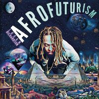 Logan Richardson - Afrofuturism [Colored Vinyl] (Gate) [180 Gram] (Purp)