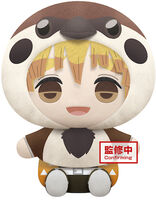 Banpresto - BanPresto - Demon Slayer Zenitsu Chuntaro Big Plush