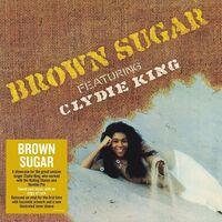 Brown Sugar / Clydie King - Brown Sugar Featuring Clydie King [140-Gram Black Vinyl]