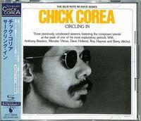 Chick Corea - Circling In (Shm) (Jpn)