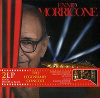 Ennio Morricone  (Box) (Colv) (Dlx) (Pcrd) (Ita) - Live At The Arena (Box) [Colored Vinyl] [Deluxe] (Pcrd) (Ita)