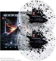 Hypocrisy - Worship [Indie Exclusive] (Clear With Black Splatter) (Blk)
