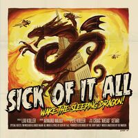 Sick Of It All - Wake The Sleeping Dragon! [LP]