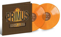 Primus - Brown Album [Translucent Orange 2LP]