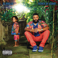 DJ Khaled - Father Of Asahd (Blue) [Colored Vinyl] [Download Included]
