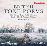 BBC Philharmonic - British Tone Poems 2 / Various