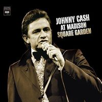 Johnny Cash - At Madison Square Garden