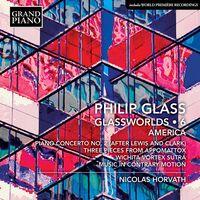 Nicolas Horvath - Glassworlds 6