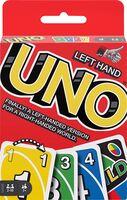 Games - Mattel Games - UNO: Left Hand