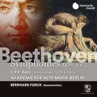 Akademie Fur Alte Musik Berlin - Beethoven: Symphonies Nos. 1 & 2