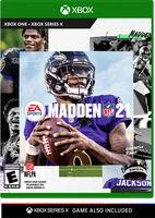 Xb1 Madden NFL 21 - Madden NFL 21 for Xbox One