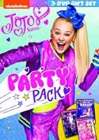 Jojo Siwa: Party Pack - Jojo Siwa: Party Pack (3pc) / (3pk Ac3 Amar Dol)