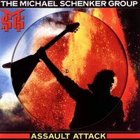 The Michael Schenker Group - Assault Attack (Picture Disc)