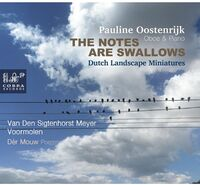 Pauline Oostenrijk - The Notes Are Swallows