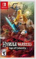 Swi Hyrule Warriors: Age of Calamity - Hyrule Warriors: Age of Calamity for Nintendo Switch