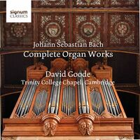 David Goode - Complete Organ Works (Box)