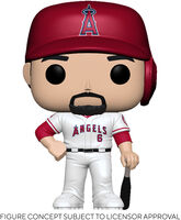 Funko Pop! MLB: - FUNKO POP! MLB: Angels- Anthony Rendon (Home Uniform)