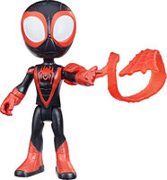 Saf Spinn Figure - Hasbro Collectibles - Spidey And His Amazing Friends Spinn Figure