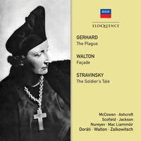 Gerhard / Walton / Stravinsky / Dorati - Gerhard: The Plague / Walton: Facade / Stravinsky