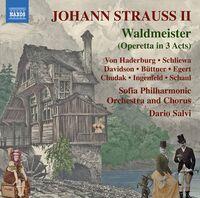 Strauss Ii / Salvi - Waldmeister (2pk)