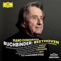 Beethoven / Buchbinder, Rudolf - Beethoven: Complete Piano Concertos