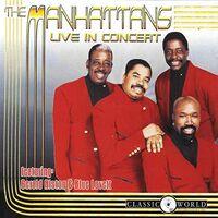 Manhattans - Live In Concert