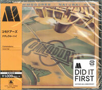 Commodores - Natural High [Limited Edition] (Jpn)
