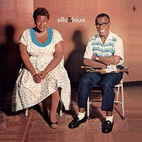 Ella Fitzgerald / Armstrong,Louis - Ella & Louis [Colored Vinyl] [180 Gram] (Wsv) (Spa)