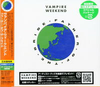 Vampire Weekend - Father Of The Bride (Japanese Bonus Track Edition)