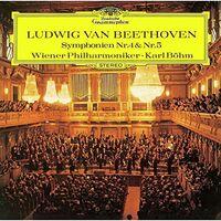 Beethoven / Karl Bohm - Beethoven: Symphonies 4 & 5 [Remastered] (Shm) (Jpn)