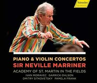 Ivan Moravec - Piano & Violin Concertos