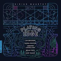 Sirius Quartet - Playing On The Edge / Various