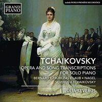 Julia Severus - Opera & Song Transcriptions
