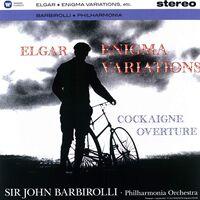 Elgar / John Barbirolli - ELGAR ENIGMA VARIATIONS COCKAIGNE' OVERTURE